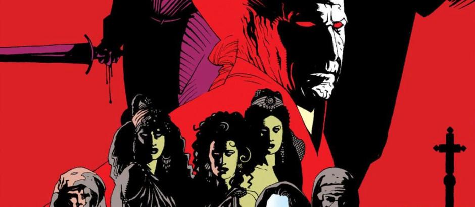 """Resenha: """"Dracula"""" de Roy Thomas e Mike Mignola"""