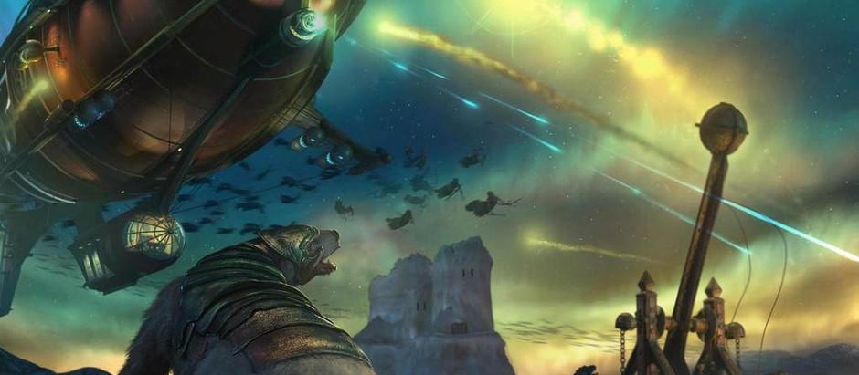 """Resenha: """"A Bússola de Ouro"""" (Fronteiras do Universo vol. 1) de Phillip Pullman"""