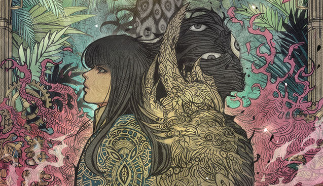 "Resenha: ""Monstress vol. 4"" de Marjorie Liu e Sana Takeda"