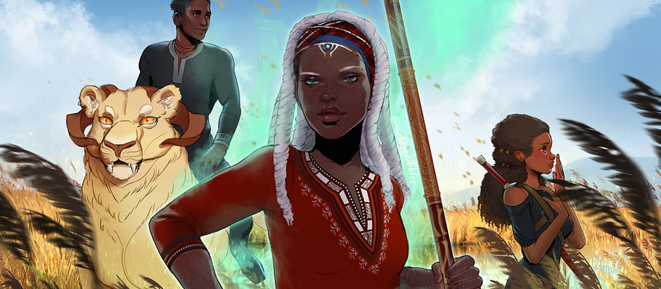 """Desafio #LeiaMulheres: """"Filhos de Sangue e Osso"""" (O Legado de Orisha vol. 1) de Tomi Adeyemi"""