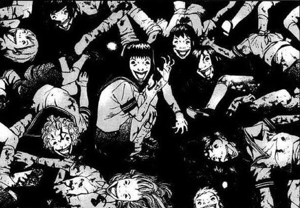 "Resenha: ""Suicide Club"" de Usumaru Furuya"