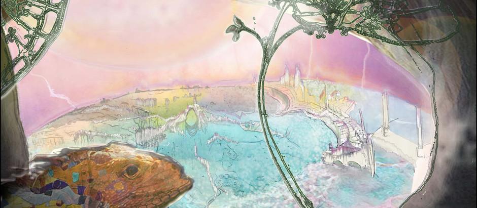 """Resenha: """"Era de Aquária - A Grande Inundação"""" organizado por Coletivo Kriptocaipora"""
