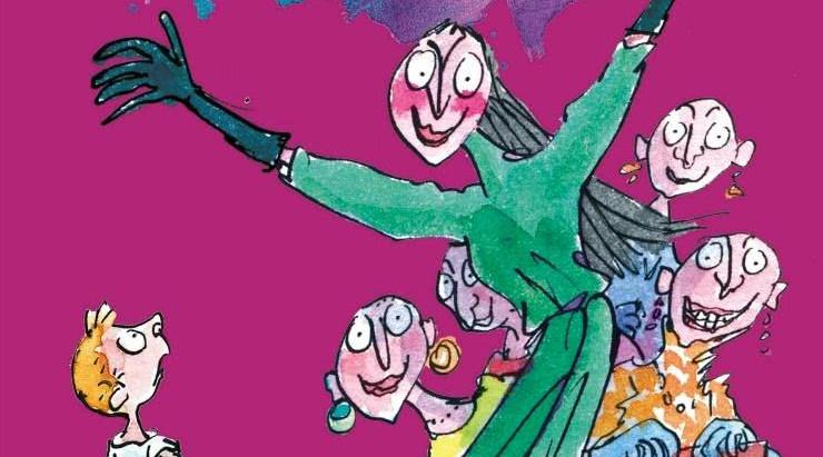 """Resenha: """"As Bruxas"""" de Roald Dahl"""