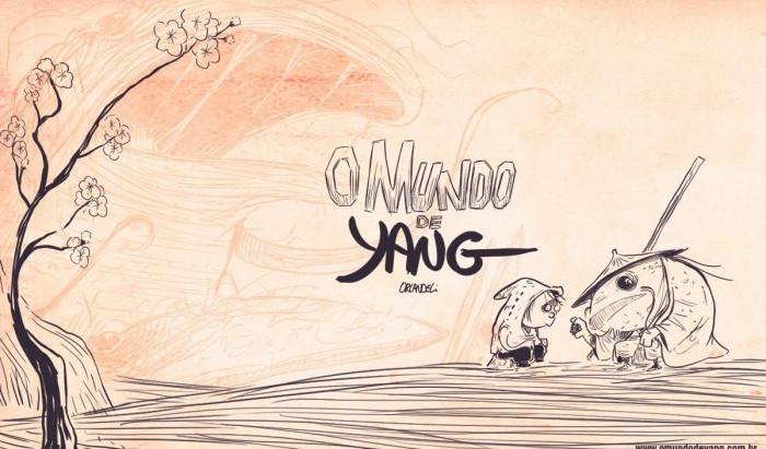 "Resenha: ""O Mundo de Yang"" de Orlandeli"