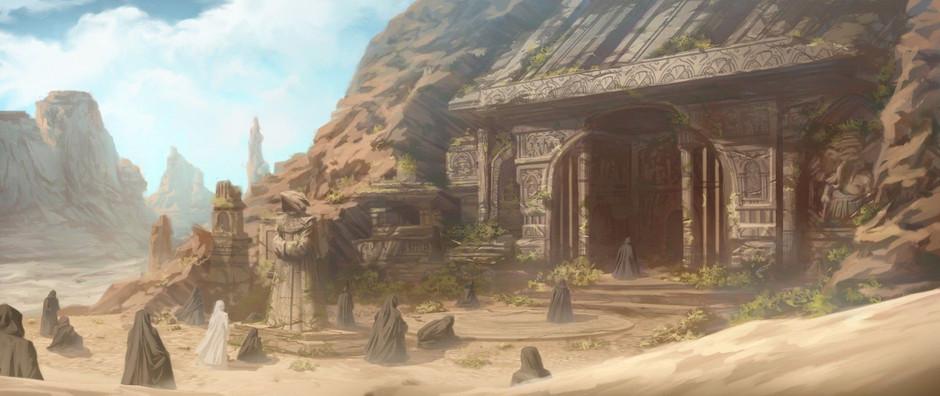 "Resenha: ""O Templo da Morte"" de Danilo Sarcinelli"