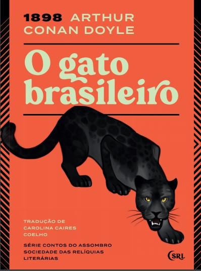 Capa de O Gato Brasileiro