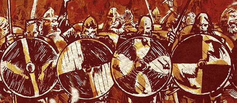 "Resenha: ""Vikings - Noite em Valhalla"" de Eduardo Kasse e Carlos Sekko"
