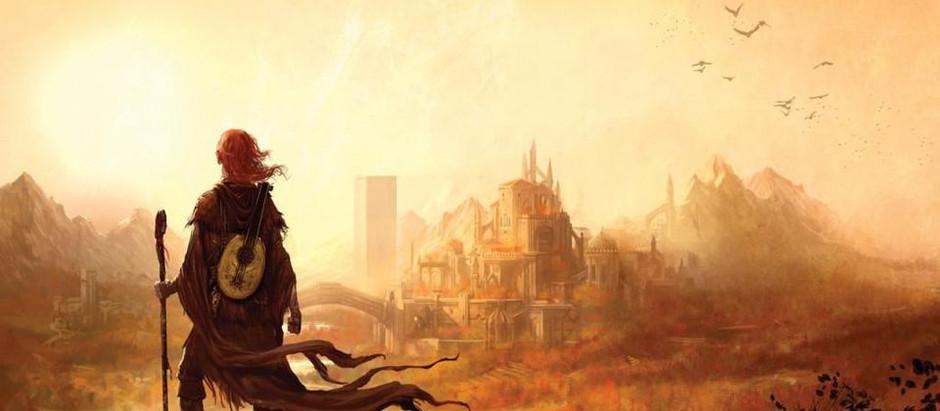 """Resenha: """"O Nome do Vento"""" (As Crônicas do Matador de Rei vol. 1) de Patrick Rothfuss"""