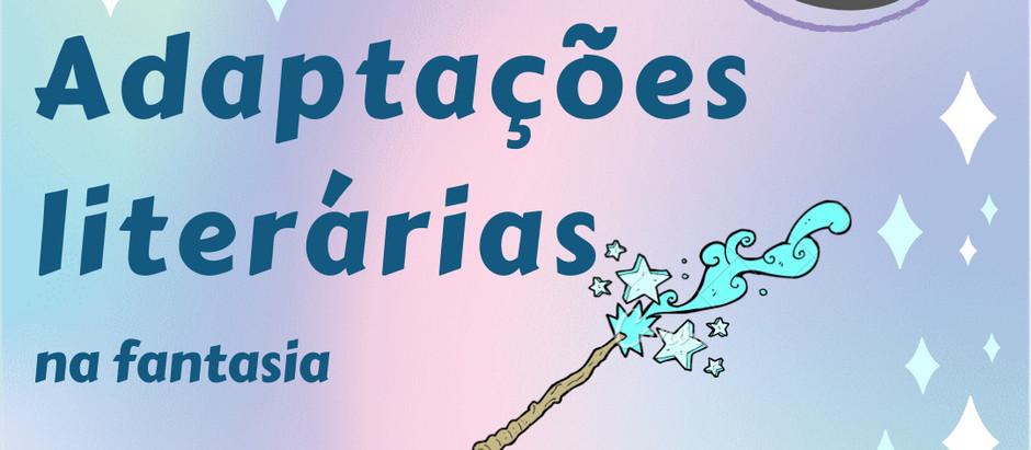#EspalheFantasia: Futuras Adaptações de Livros de Fantasia
