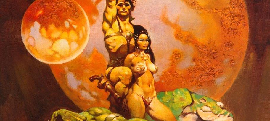 """Resenha: """"Uma Princesa de Marte"""" (Barsoom vol. 1) de Edgar Rice Burroughs"""