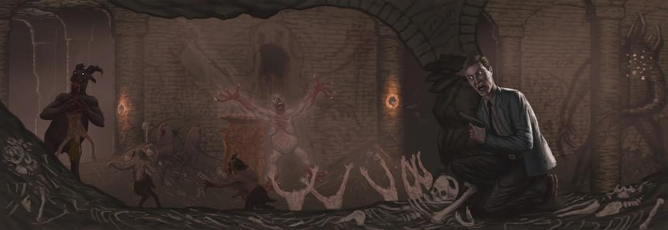 """Resenhar: """"O Horror em Red Hook"""" de H.P. Lovecraft"""