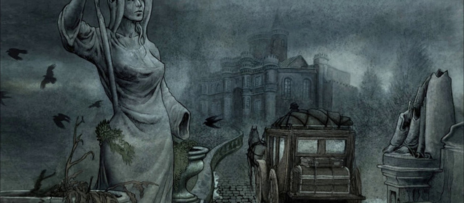 """Desafio Ficções Humanas: """"O Fantasma de Canterville"""" de Oscar Wilde"""
