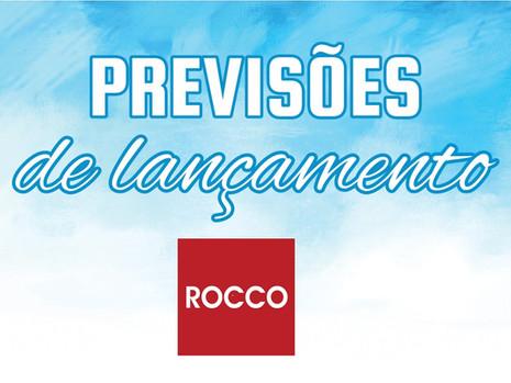 Previsões de Lançamentos para 2021: a editora Rocco