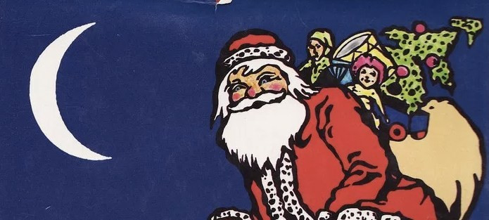 """Resenha: """"Vida e Aventuras do Papai Noel"""" de L. Frank Baum"""