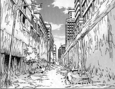 """Resenha: """"Eden vol. 5"""" de Hiroki Endou"""