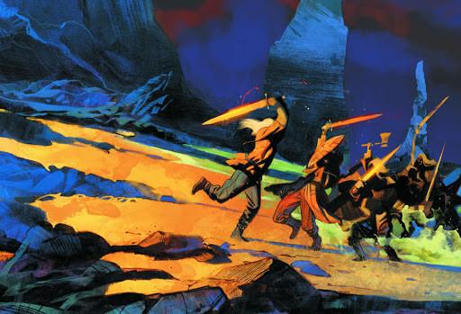 """Resenha: """"Multiverso Pulp vol. 1: Espada e Feitiçaria"""" organizado por Duda Falcão (Parte 1)"""