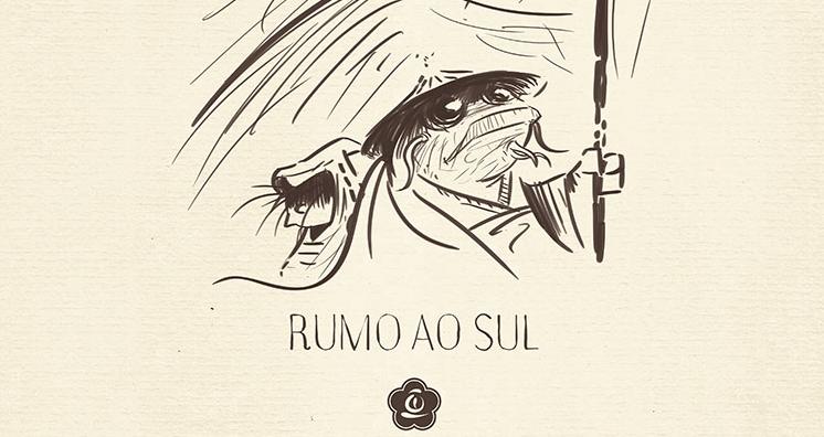 """Resenha: """"O Mundo de Yang - Rumo ao Sul"""" de Orlandeli"""