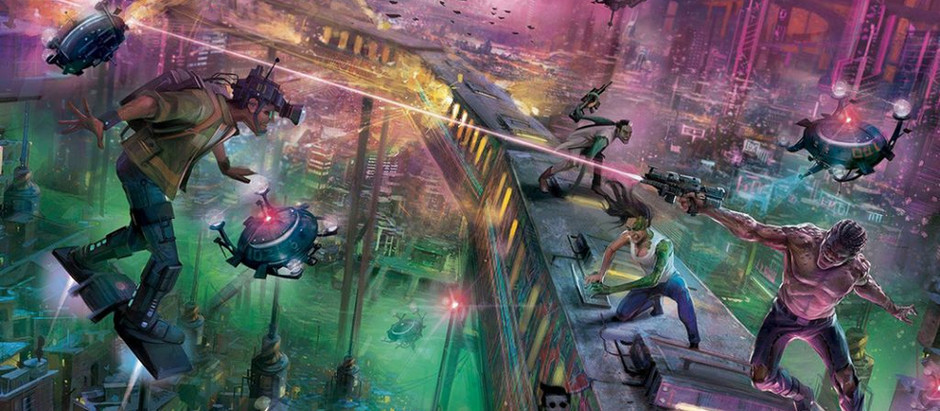 "Resenha: ""Periferia Cyberpunk"" organizado por Raphael Fernandes"
