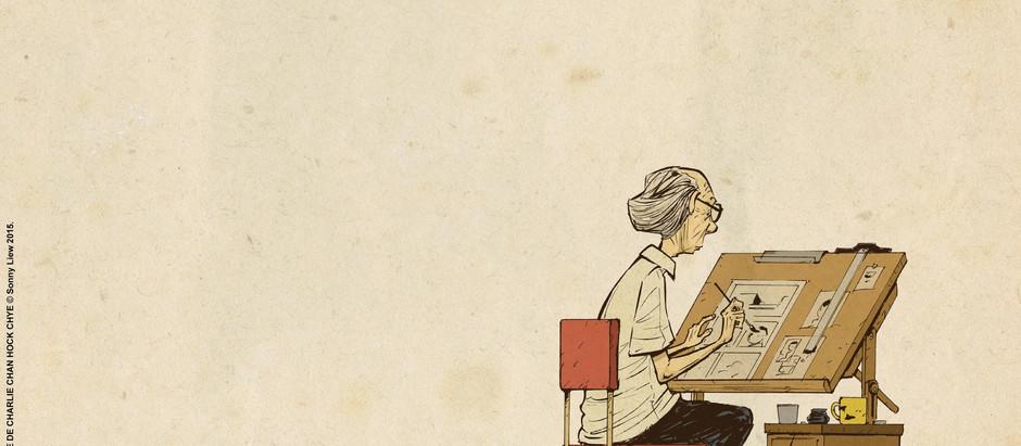 """Resenha: """"A Arte de Charlie Chan Hock Chye"""" de Sonny Liew"""