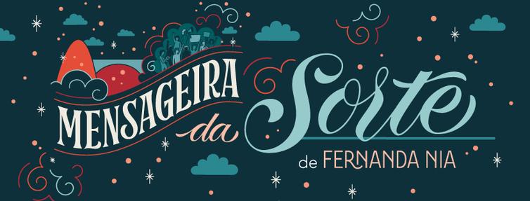 """Desafio #LeiaMulheres: """"Mensageira da Sorte"""" de Fernanda Nia"""