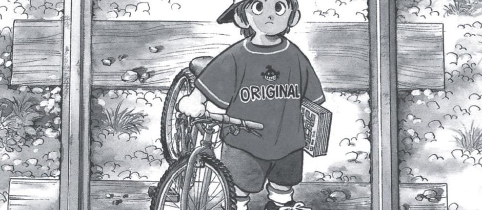 """Resenha: """"Aventuras de Menino"""" de Mitsuru Adachi"""