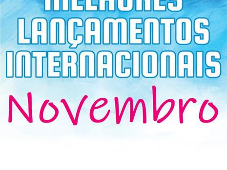Melhores Lançamentos Internacionais de Novembro de 2020
