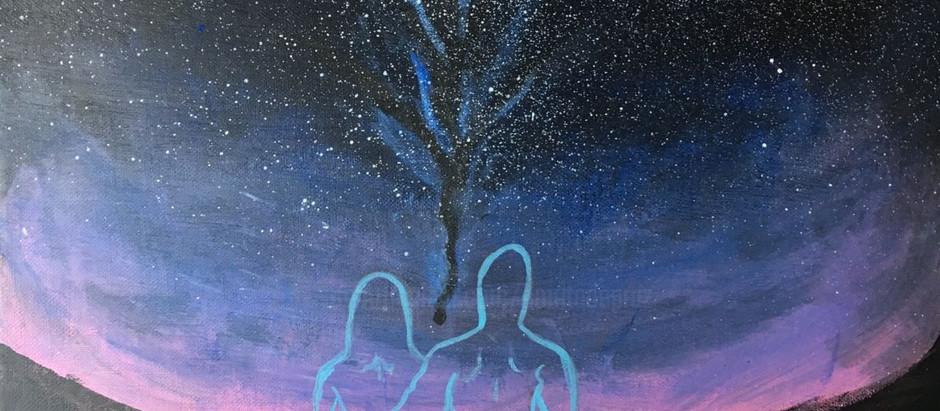 """Resenha: """"No Cosmo, Assim como no Coração"""" de Brenda Bernsau"""