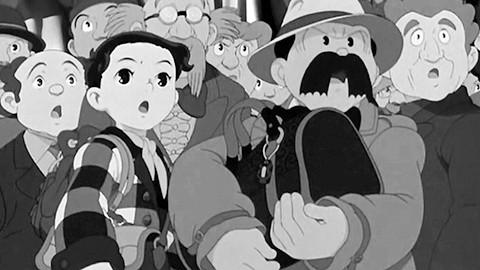"""Resenha: """"Metrópolis"""" de Osamu Tezuka"""