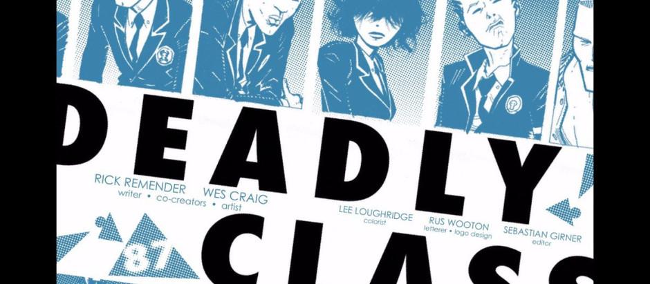 "Resenha: ""Deadly Class - Os Filhos de Reagan"" vol. 1 de Rick Remender e Wes Craig"