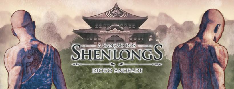 """Resenha: """"A Canção dos Shenlongs"""" de Diogo Andrade"""
