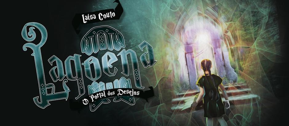 """Resenha: """"Lagoena - O Portal dos Desejos"""" de Laisa Couto"""
