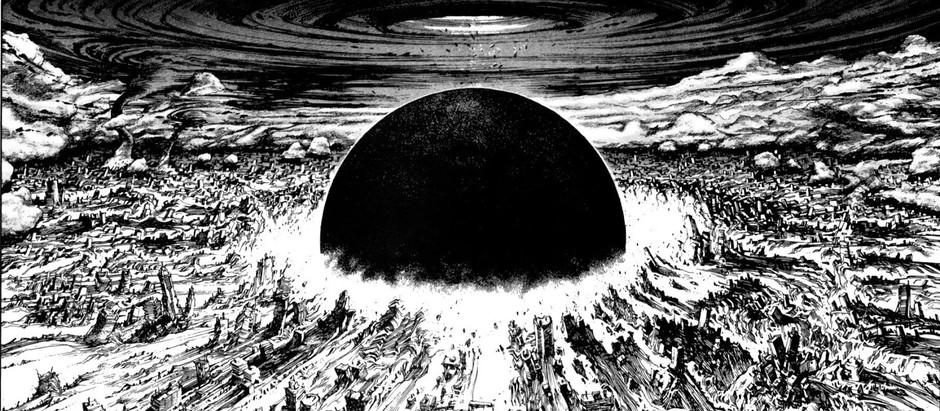 """Resenha: """"Akira vol. 1"""" de Katsuhiro Otomo"""