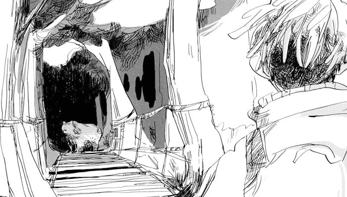 "Resenha: ""Nigeru Otoko - O Homem que Foge"" de Natsume Ono"