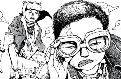 "Resenha: ""Tekkon Kinkreet"" de Taiyo Matsumoto"