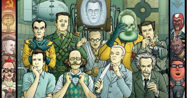 "Resenha: ""Projeto Manhattan vol. 1"" de Jonathan Hickman e Nick Pitarra"