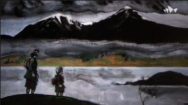 """Resenha: """"A Verdade é uma Caverna nas Montanhas Negras"""" de Neil Gaiman e Eddie Campbell"""