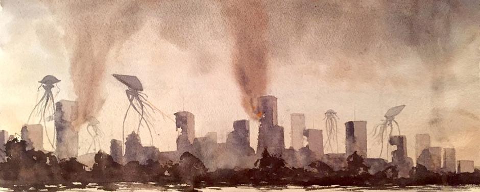 "Resenha: ""A Guerra dos Mundos"" de H.G. Wells"