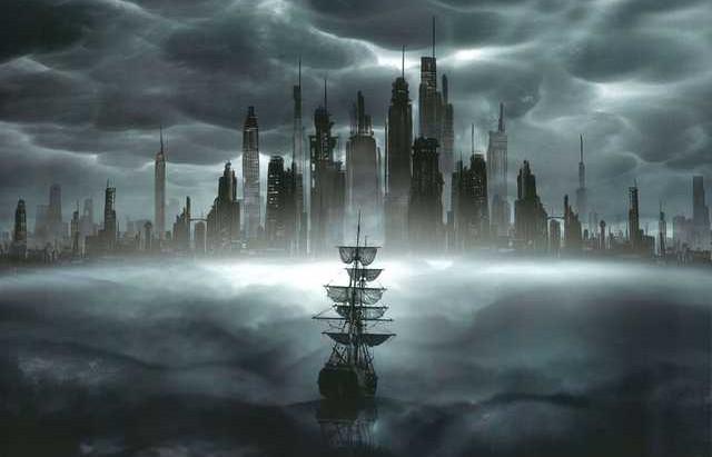 "Resenha: ""Atlas de Nuvens"" de David Mitchell"