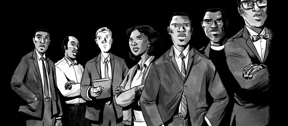 "Resenha: ""A Marcha vol. 2"" de John Lewis, Andrew Aydin e Nate Powell"