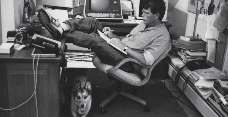"""Setembro King: """"Sobre a Escrita"""" de Stephen King"""