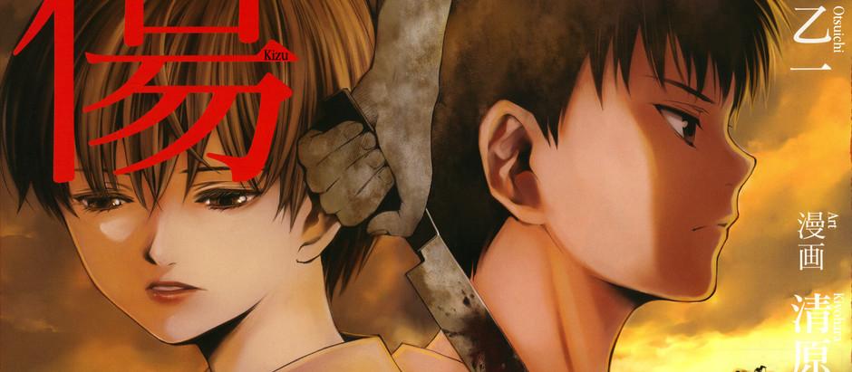 """Resenha: """"Feridas"""" de Hiro Kiyohara"""