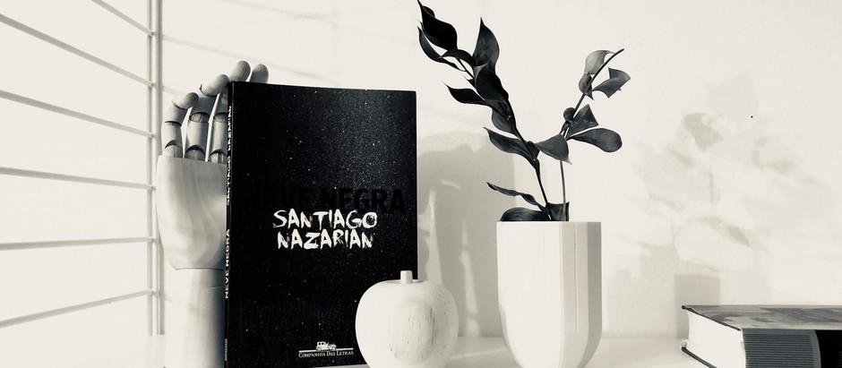 """Resenha: """"Neve Negra"""" de Santiago Nazarian"""