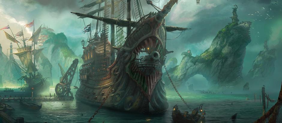 """Resenha: """"Piratas"""" organizado por Karen Álvares (Parte 2)"""