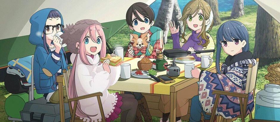 Yuru Camp: o anime good vibes