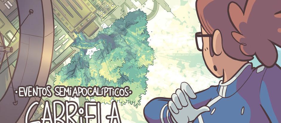 """Resenha: """"Eventos Semiapocalípticos - Gabriela"""" de Yoshi Itice"""