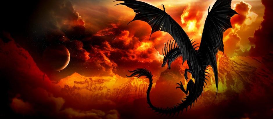 """Resenha: """"O Último Dragão de Athelgard"""" de Ana Lúcia Merege"""