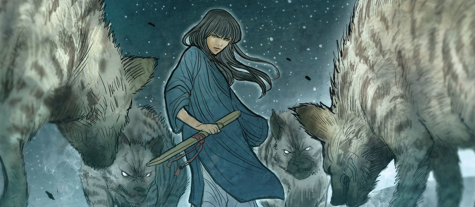 "Resenha: ""Monstress vol. 1"" de Marjorie Liu e Sana Takeda"