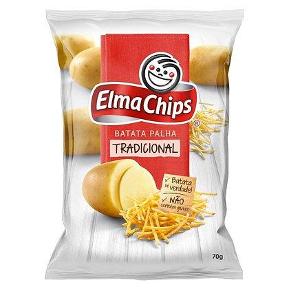 Batata Palha - Elma Chips