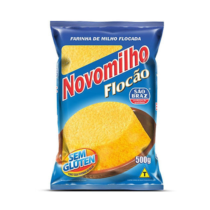 Flocão - Novomilho - 500g