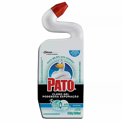 Desinfetante - Cloro Gel Citrus - Pato - 500ml
